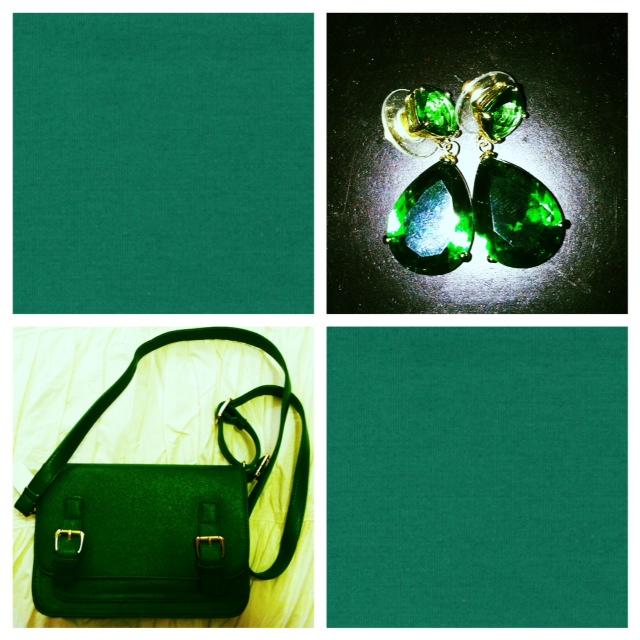 Emerald is elegant, comfortable and feminine