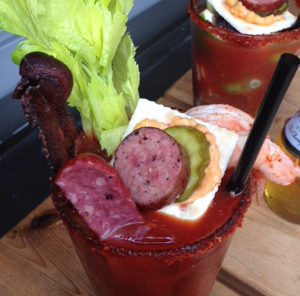Bub City Bloody Mary Toppings