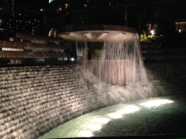 Chicago Centennial Fountain