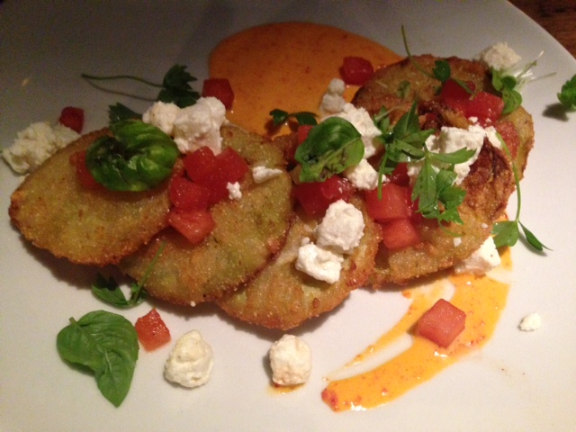 The Southern Fried Green Tomatoes