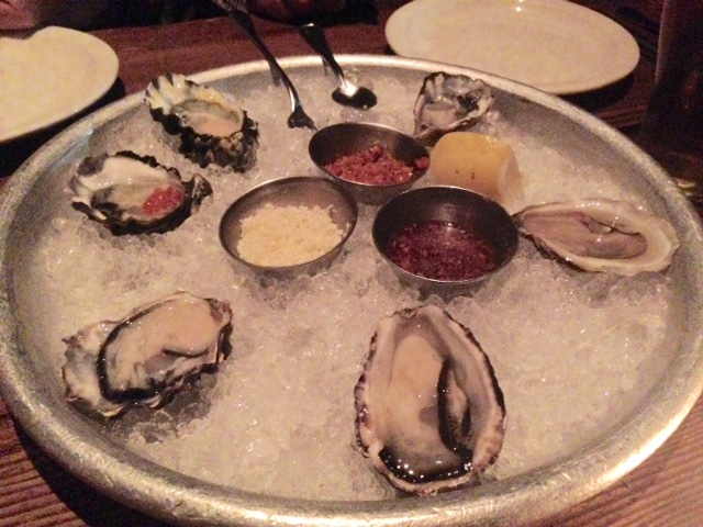 Oysters Gjelina