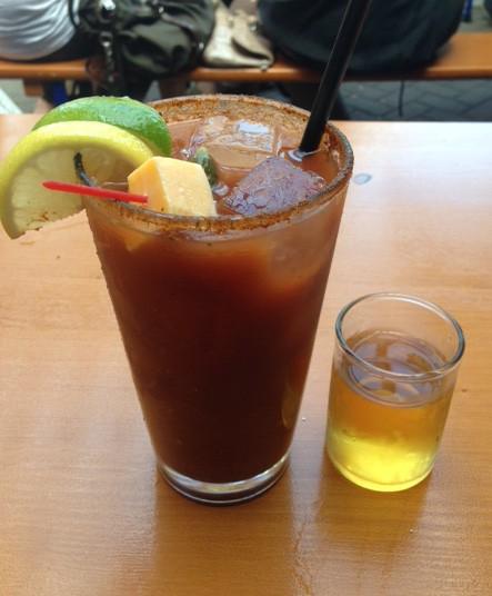 OSB Longman  Eagle Bloody Mary