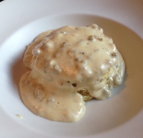 Sausage Biscuits and Gravy Longman   Eagle