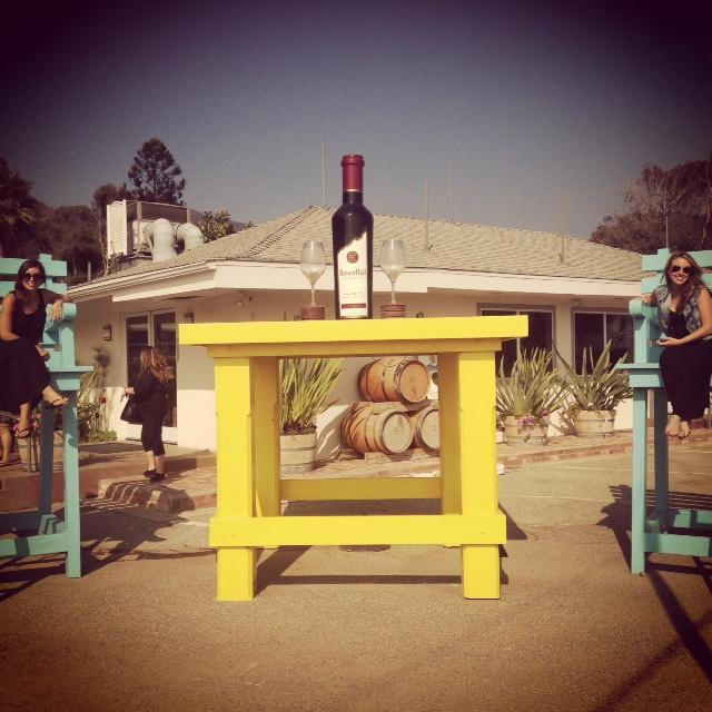 Rosenthal Wine Bar and Tasting Room