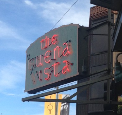 The Buena Vista Cafe