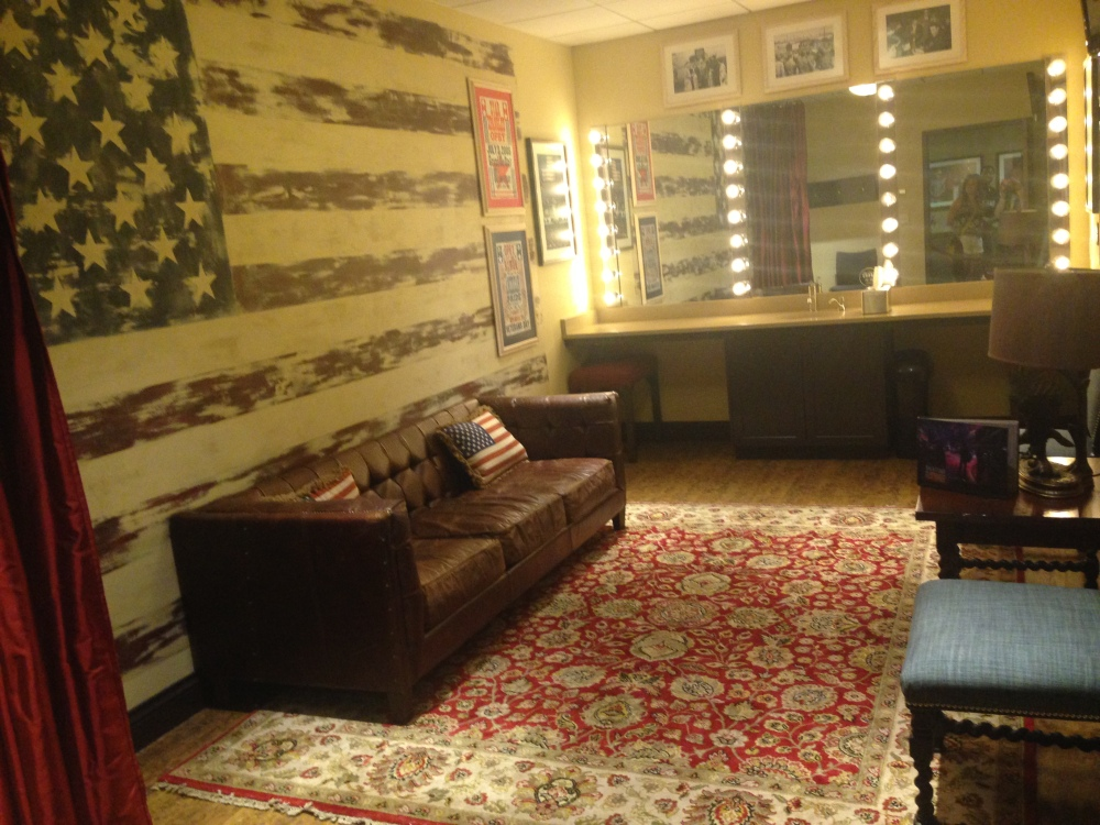 Grand ole Opry Dressing Room 3
