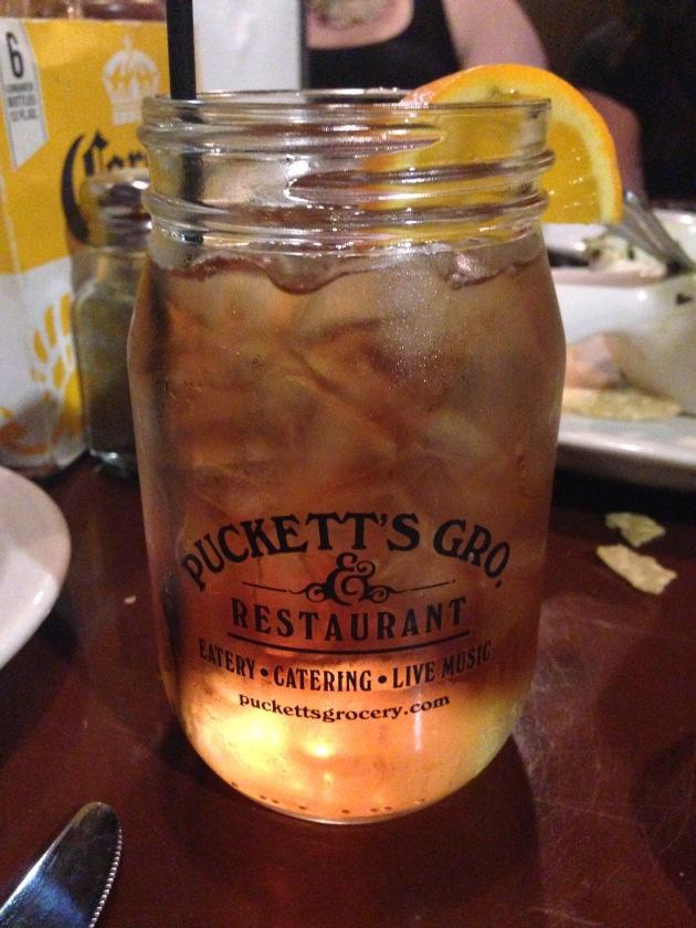 Puckett's Iced Tea