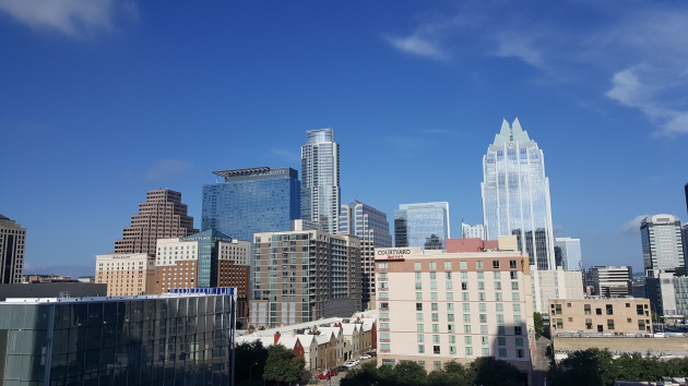 Hilton Austin Skyline Views