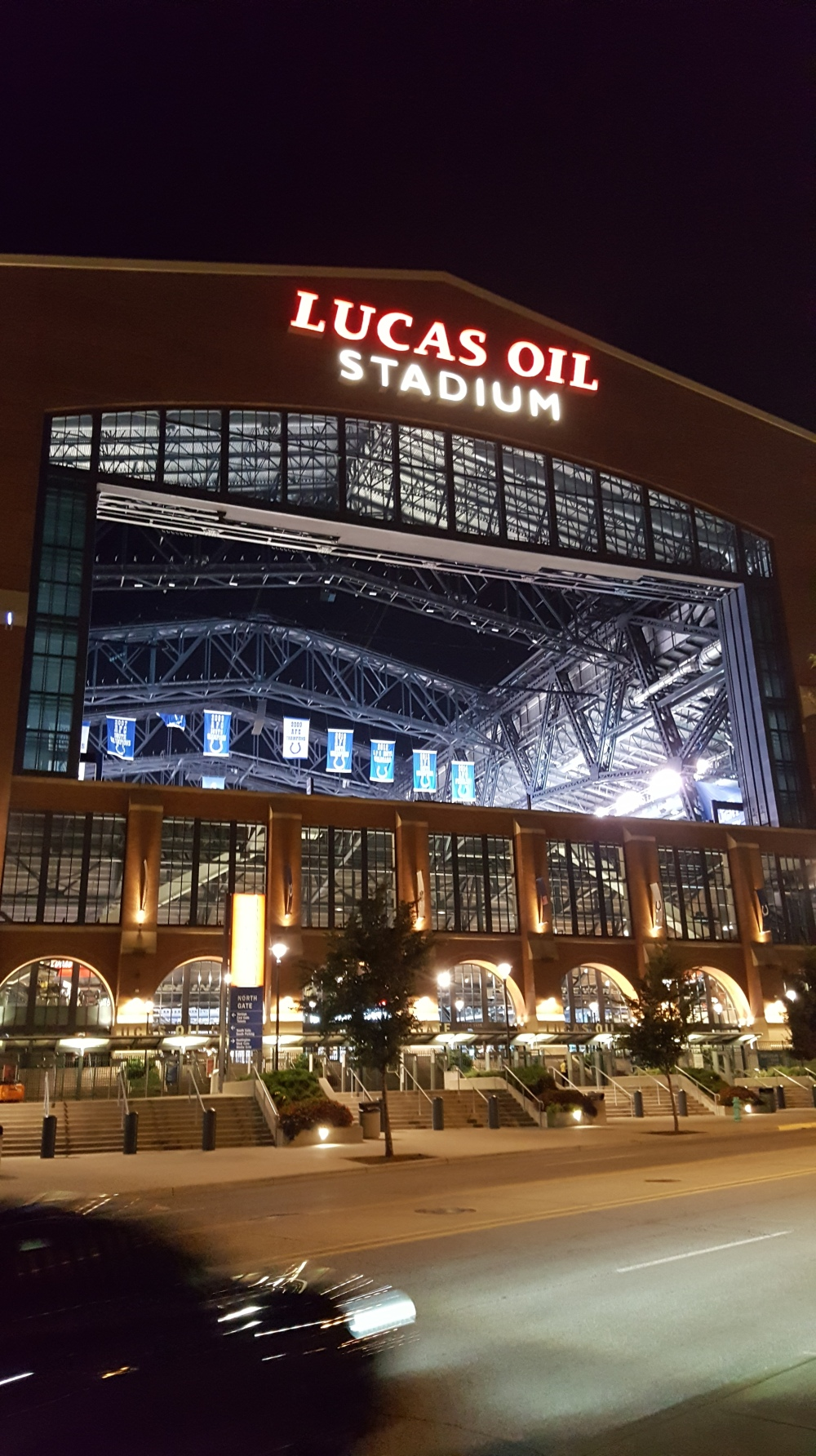 Indianapolis Colts Lucas Oil Stadium